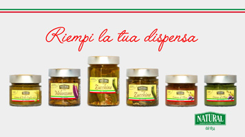 Riempi la tua dispensa offerta natural