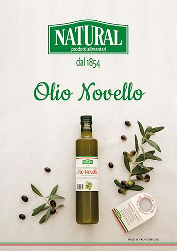 Catalogo Olio Novello Natural