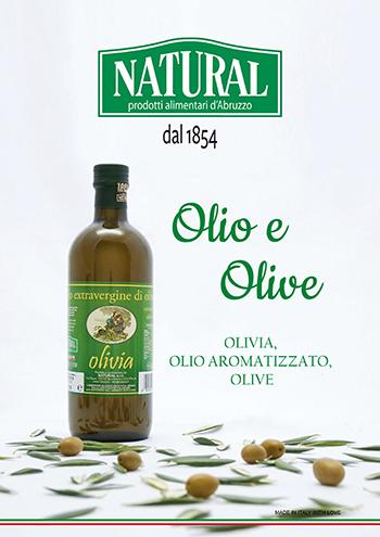 Catalogo Olio Olivia Natural