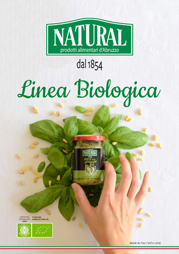 Catalogo Linea Biologica Natural
