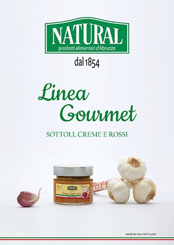 Catalogo Linea Gourmet Natural