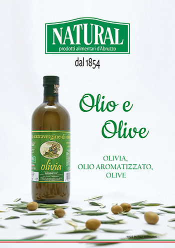 Catalogo Olio Olivia Natural