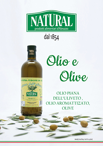 Catalogo Olio Piana dell'uliveto Natural