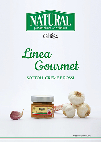 Catalogo Linea Gourmet Natural