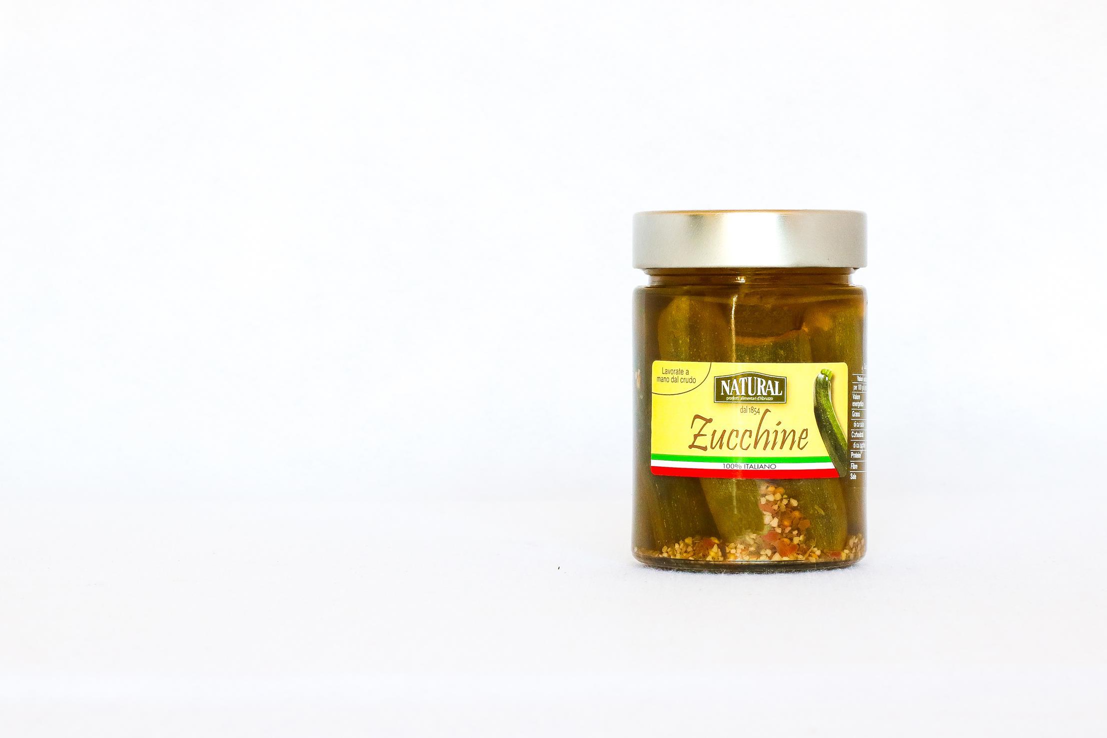 Natural Zucchine Intere