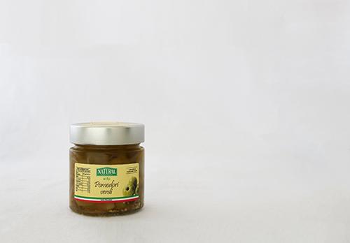 Natural Pomodori Verdi