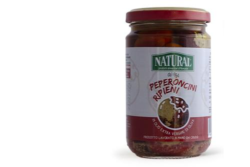 Natural Peperoncini Ripieni