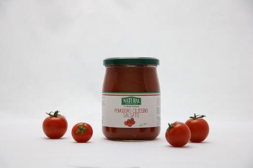 Natural Pomodoro Ciliegino Salsato
