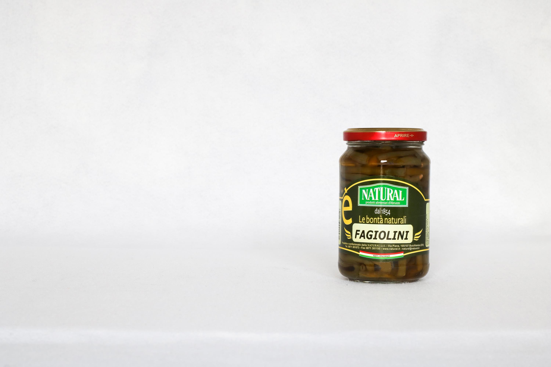 Natural Fagiolini Sottolio