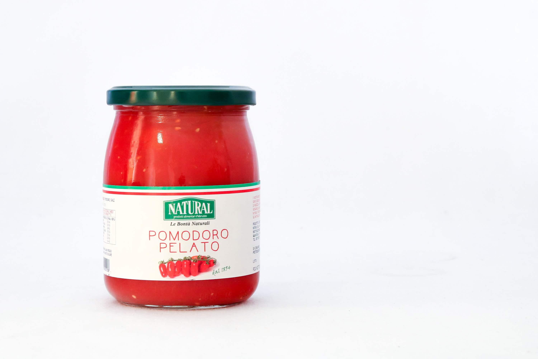 Natural Pomodoro Pelato
